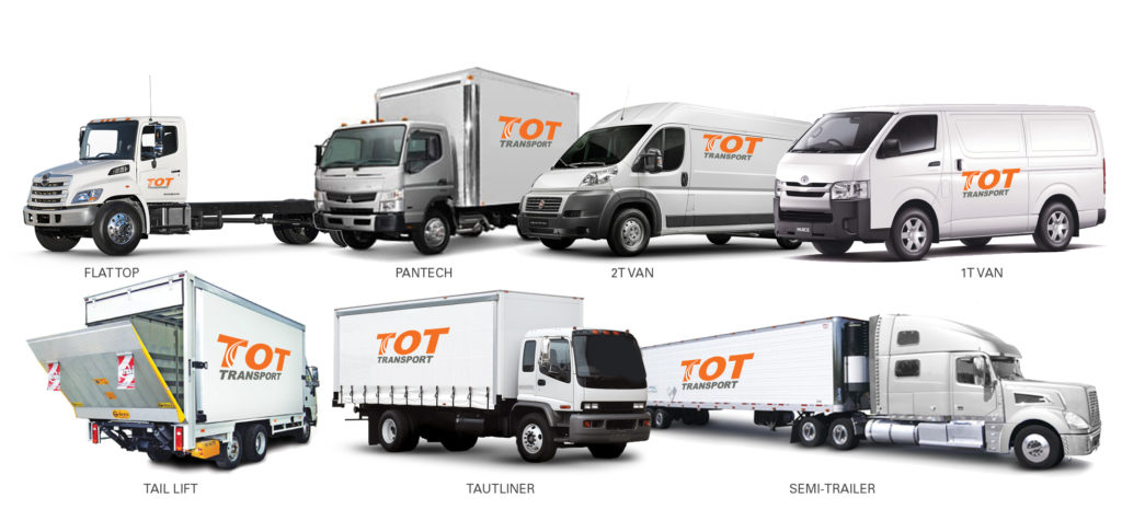 TOT Transport Fleet